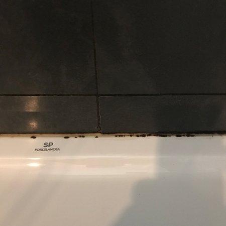 Furadouro Boutique Hotel Beach & SPA: moist shower