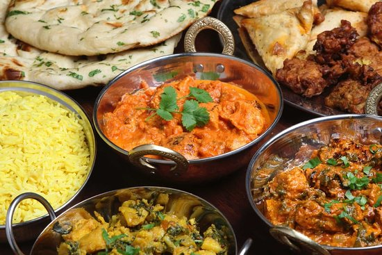 Edmonton, UK: Indian curry dishes