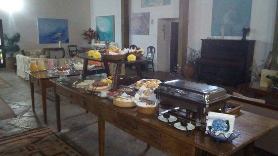 Atelier Molinaro Boutique Hotel: Café da manhã