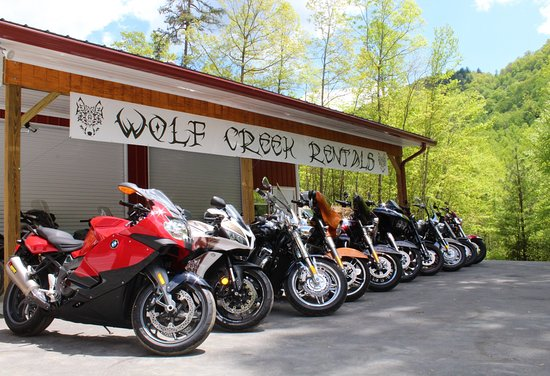Robbinsville, Carolina del Norte: Wolf Creek Rentals
