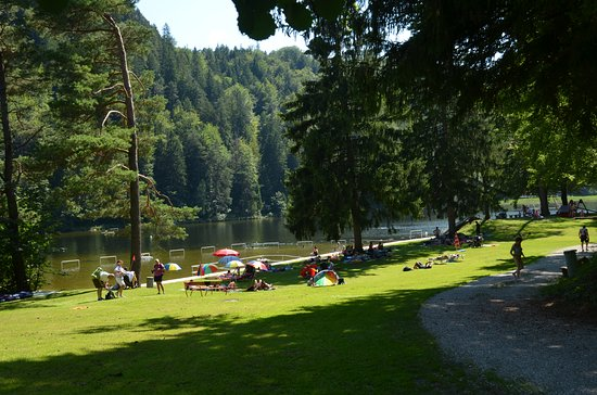 Freibad Obersee
