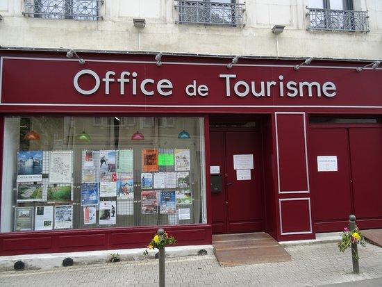 Tonnerre, Γαλλία: Office du Tourisme