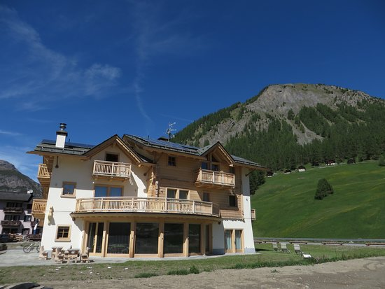ecohotel chalet des alpes livigno pensione italia. Black Bedroom Furniture Sets. Home Design Ideas