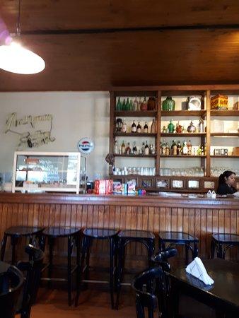 Perito Moreno, อาร์เจนตินา: parte del mostrador de despacho del local