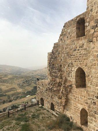 Karak, Jordan: View from the roof