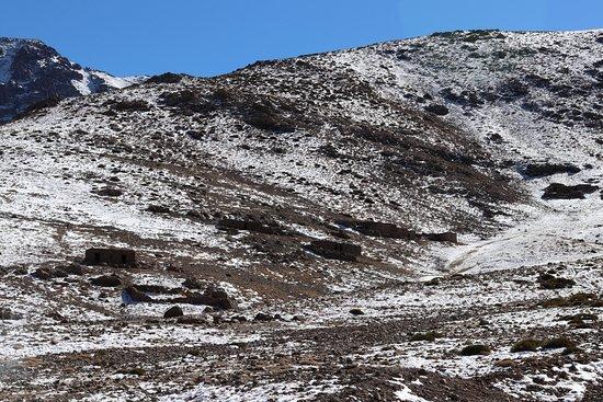 Oukaimeden, Maroko: Skigebiet