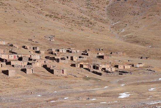 Oukaimeden, Maroko: Berberdorf