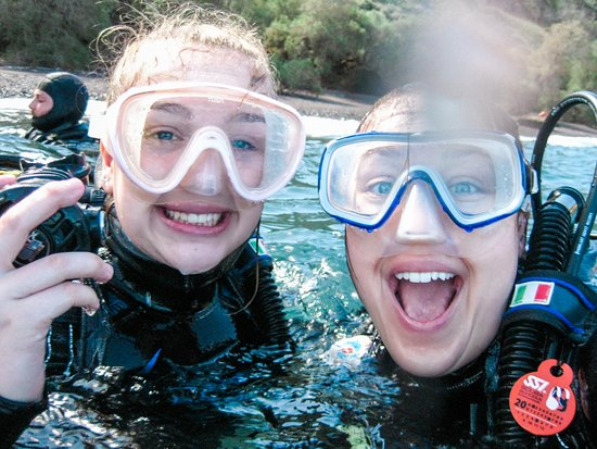 Aegean Divers Dive Center - Day Excursions: We did it!
