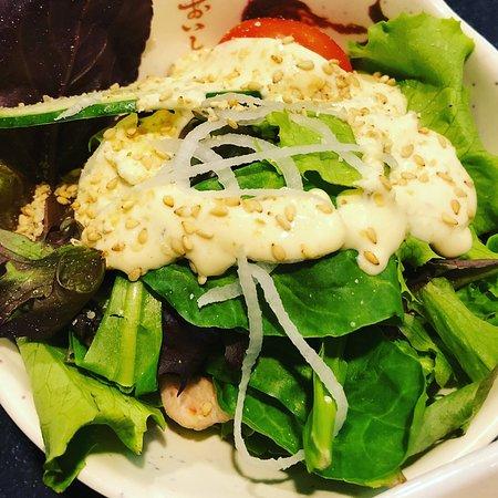 Sekai Udon Bar: Salad