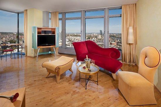 INNSIDE by Meliá Frankfurt Eurotheum, hoteles en Frankfurt