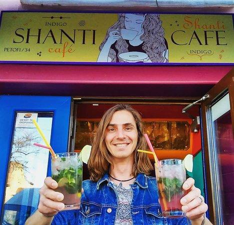 Indigo Shanti-Cafe