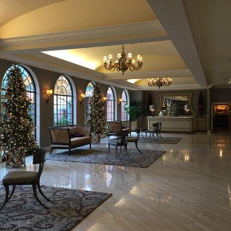 Rosewood Mansion on Turtle Creek: Questo hotel è veramente un gioiello, per Natale si arricchisce ulteriormente.