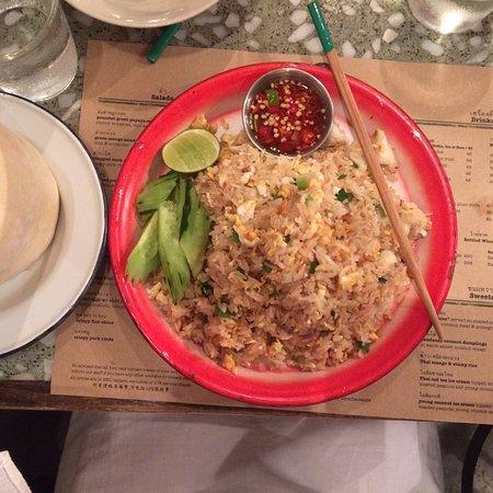 Restaurant typiquement thaïlandais et authentique
