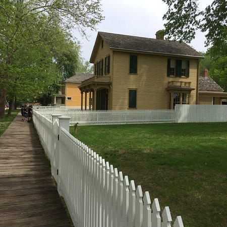 Lincoln Home National Historic Site: photo1.jpg