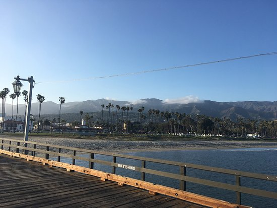 Stearns Wharf: Lovely place