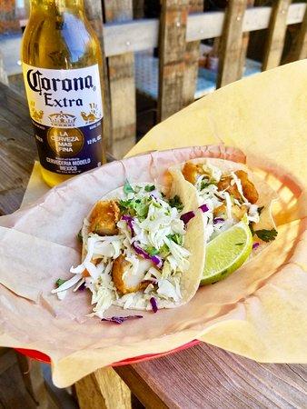 Colfax, Kalifornien: Fish tacos