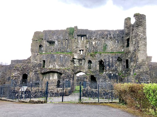 County Sligo, Irland: Ballymote castle