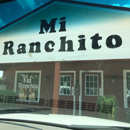 Macon, MS: Mi Ranchito Mexican Restaurant
