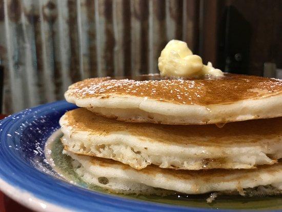 Colfax, CA: Pancakes!!!
