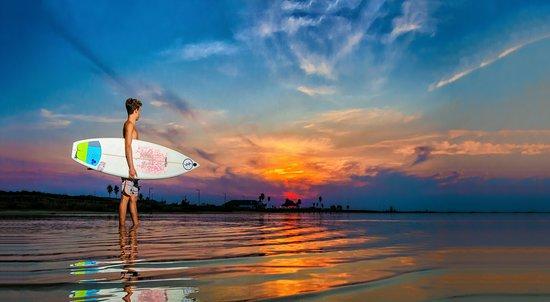 Surfside Beach Morning