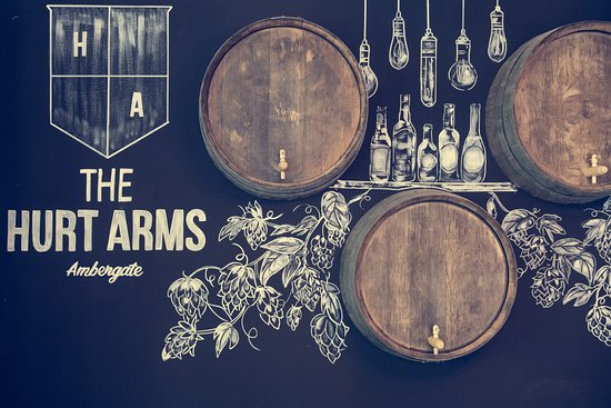 The Hurt Arms