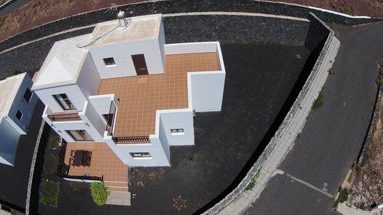 Soo, إسبانيا: Villa A. Vista Aerea
