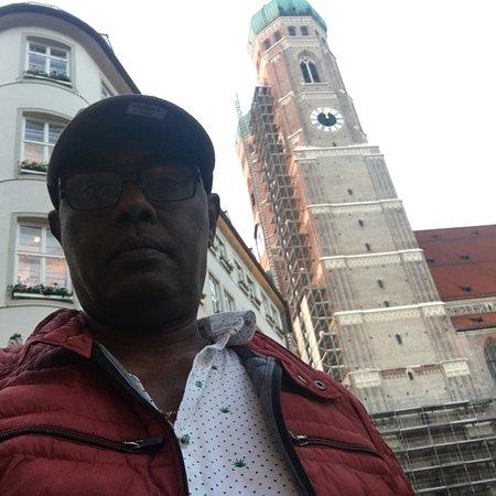Asbe Teferi, เอธิโอเปีย: Munich germeny