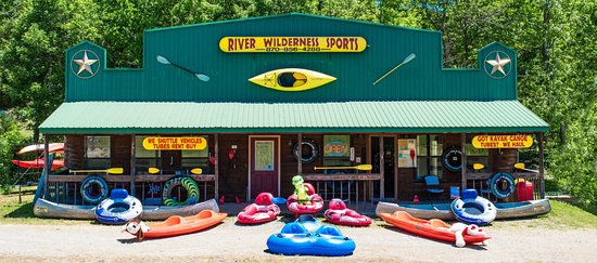 River Wilderness Sports - Hardy, Arkansas
