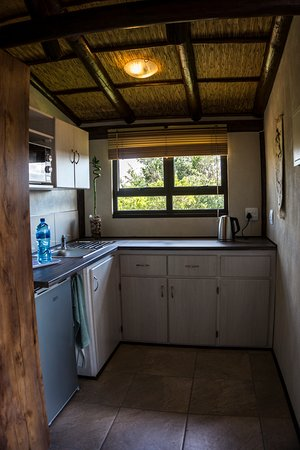 Paterson, South Africa: Kitchenette