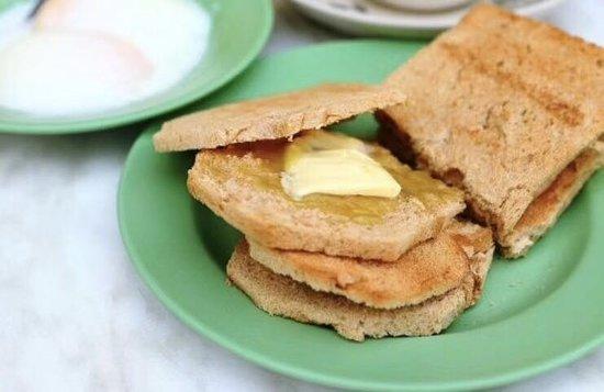 Ya Kun Kaya Toast Image