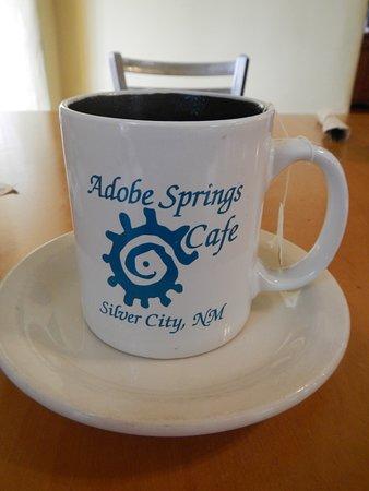 Adobe Springs Cafe Menu Silver City