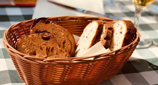 Glienicke, Germany: Selbstgemachtes Brot