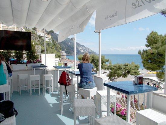 Positano Paradise Lounge Bar