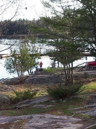 Burleigh Falls, Kanada: 20180512_071226_large.jpg