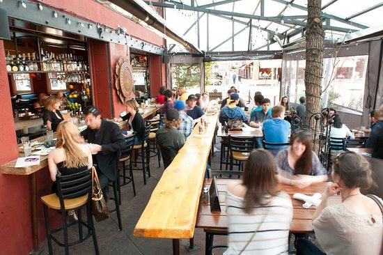 Outdoor Patio Picture Of Centro Mexican Kitchen Boulder Tripadvisor