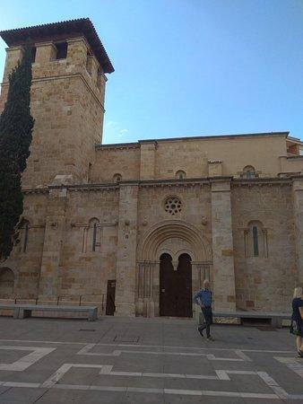Zamora, Spain: Santiago de Burgo