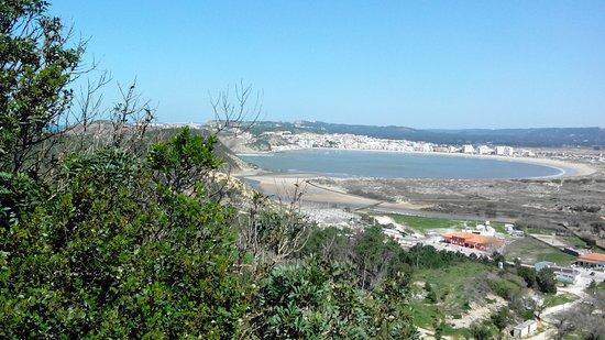 Salir do Porto, Portugal: uitzichtpunt tegenover de voordeur