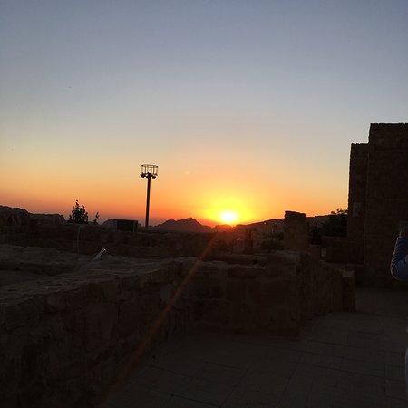 Al Anbat Hotel 1: Coucher de soleil à l'hôtel