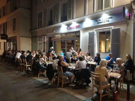 Vanves, Frankrijk: terrasse exterieure