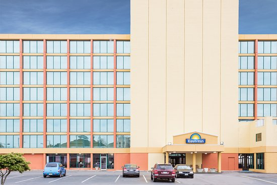 Bilde fra Days Inn by Wyndham Virginia Beach Oceanfront