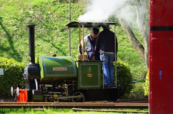 North Bay Railway: The one steam loco!