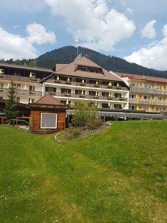 Weissbriach, النمسا: Wunderschöner Ruhiger Kurort