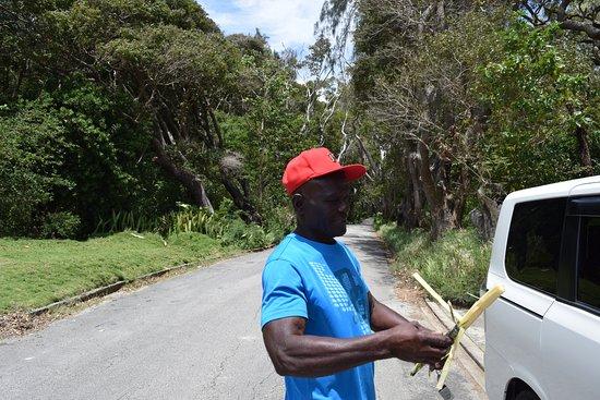 Saint Michael Parish, Barbados: Legend