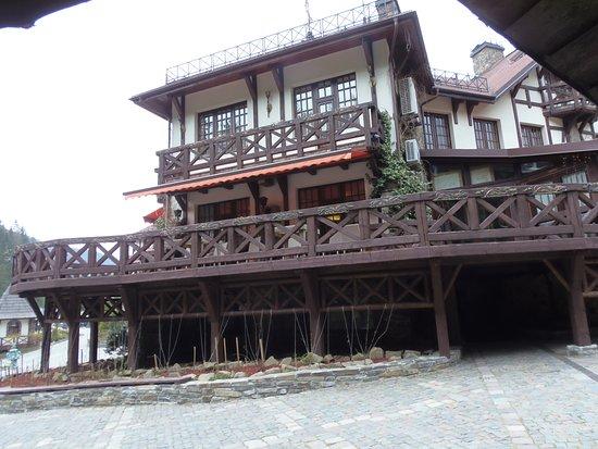 Hotel Vezha Vedmezha照片