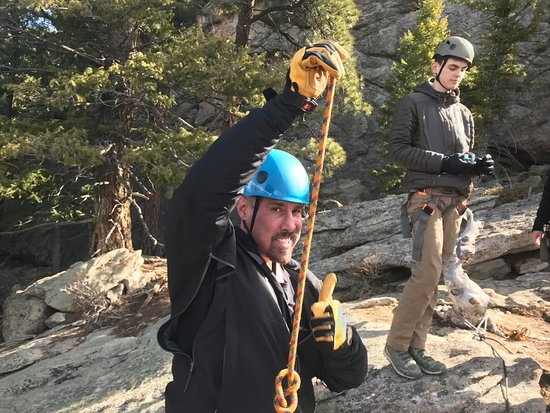 Evergreen, CO: Rope Skills!
