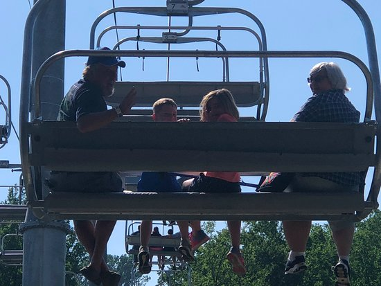 Anakeesta: The Chair Lift Is Fun For Everyone, Including Me