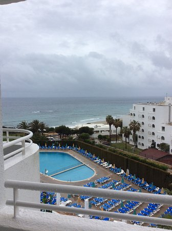 Hotel Stil Victoria Playa : View from 4th floor....... 407. 408. 409 etc