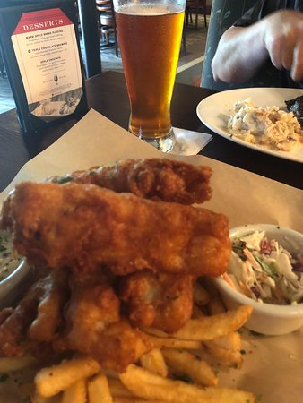 Jack Stack Barbecue - Overland Park : Fish & Chips