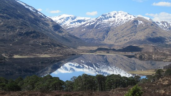 Beauly, UK: Loch Affric en Mai