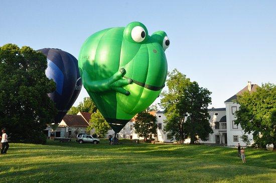 Balónový zámek